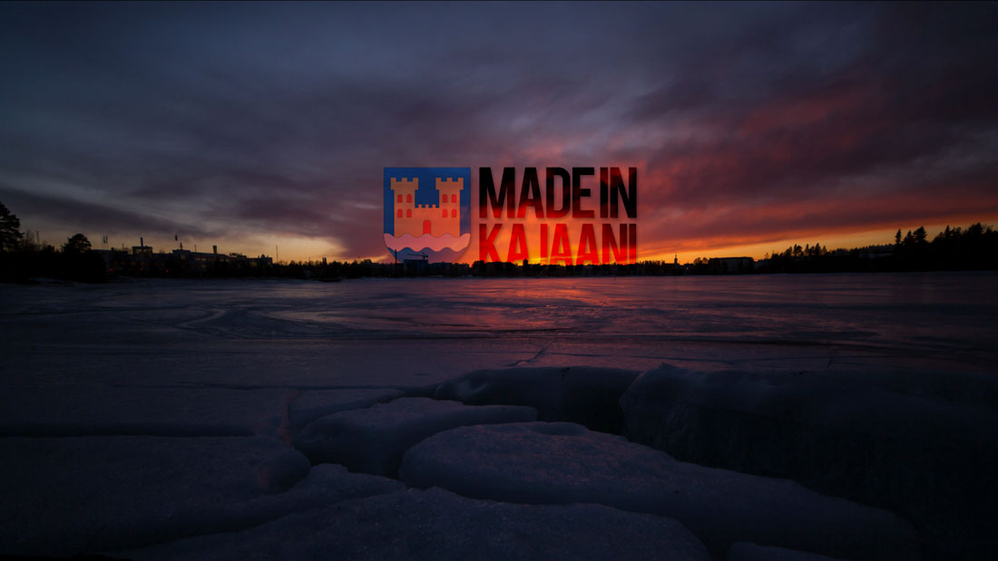 Video Portfolio made in kajaani timelapse