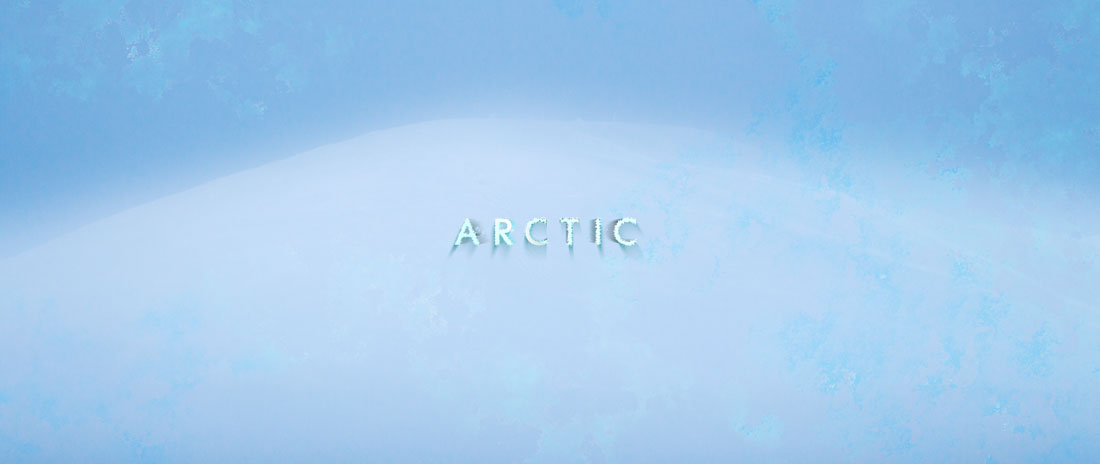 Video Portfolio Arctic timelapse