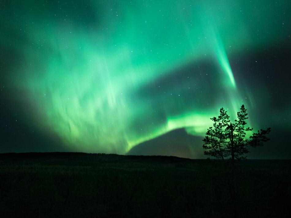 finland timelapse valokuvataulut print - Riku Karjalainen