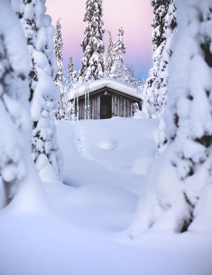 pallastunturi valokuvataulut prints - Riku Karjalainen
